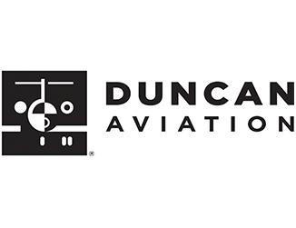 Duncan Aviation logo