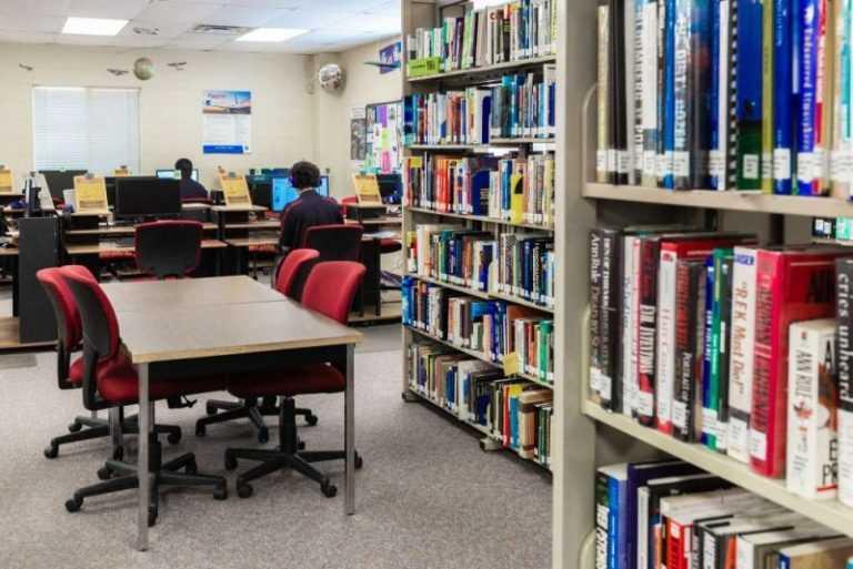 Tulsa Campus Library - Spartan College