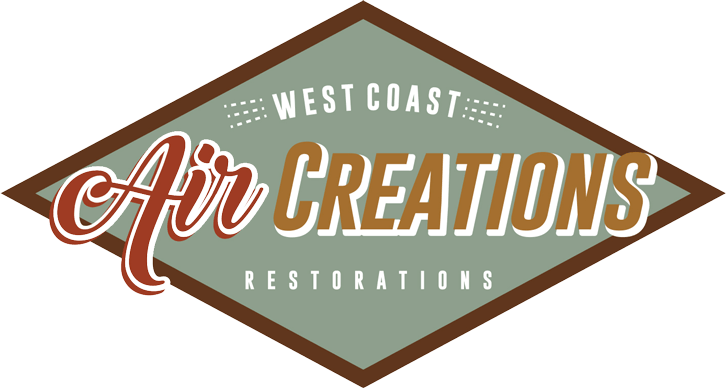 West Coast Air Creations and Restorations logo