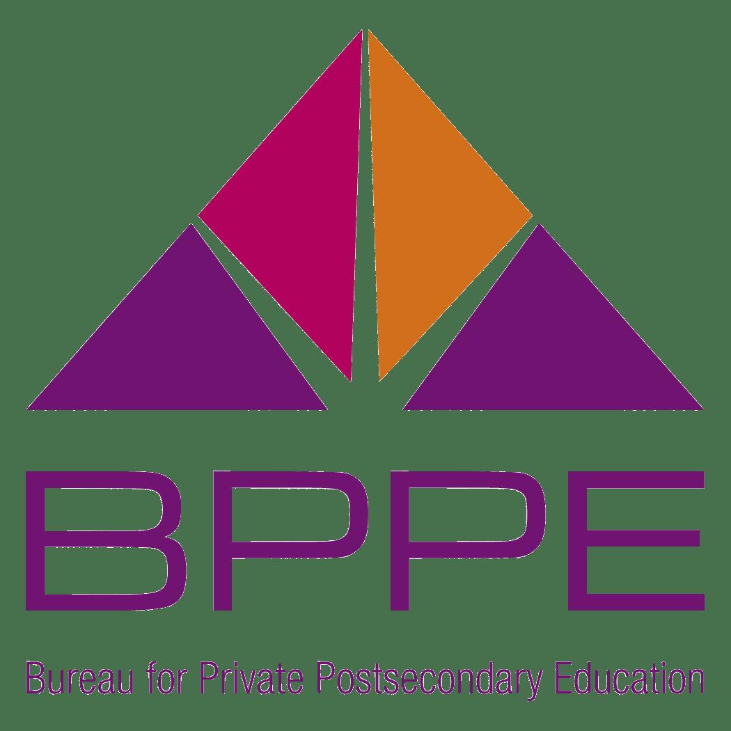 California Bureau for Private Postsecondary Education logo