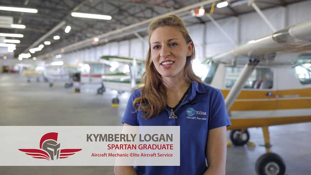 Kymberly Logan - Spartan College Graduate