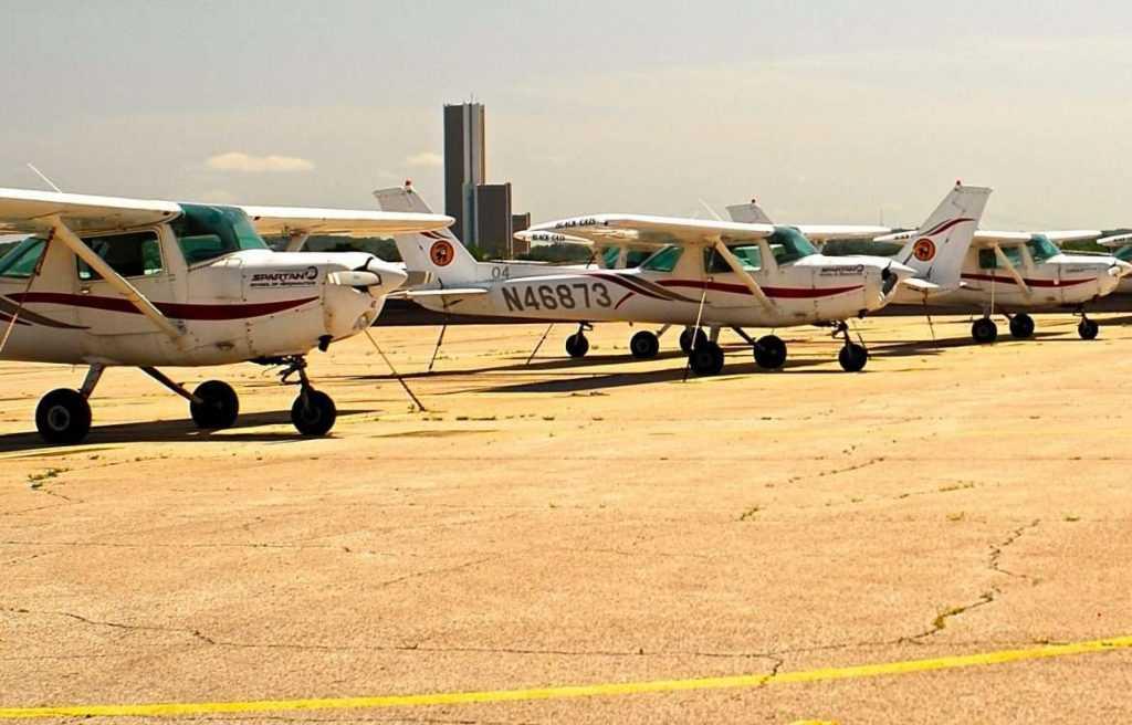 Spartan Piper Planes