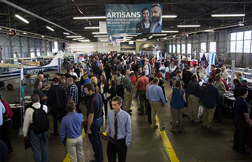 Spartan College of Aeronautics and Technology - Career Fair