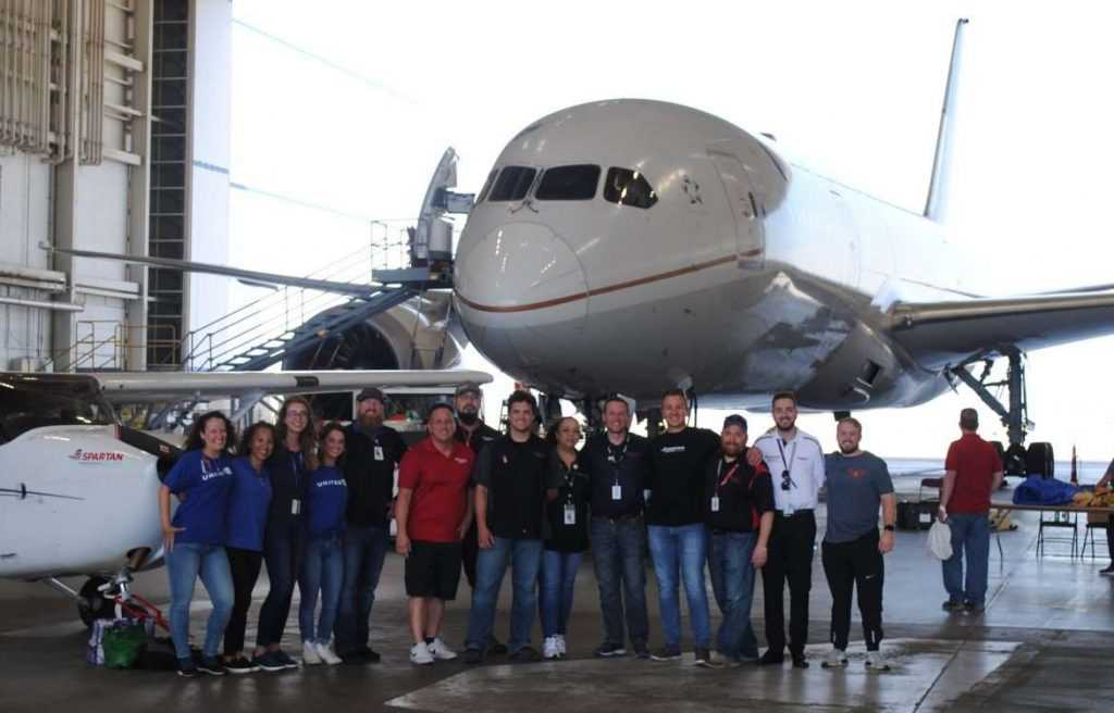 Spartan Group picture for Denver Aviation Day
