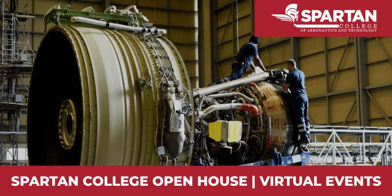 Spartan College LA Virtual Open House
