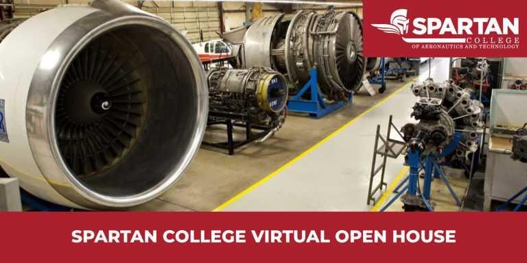 Spartan College Virtual Open House
