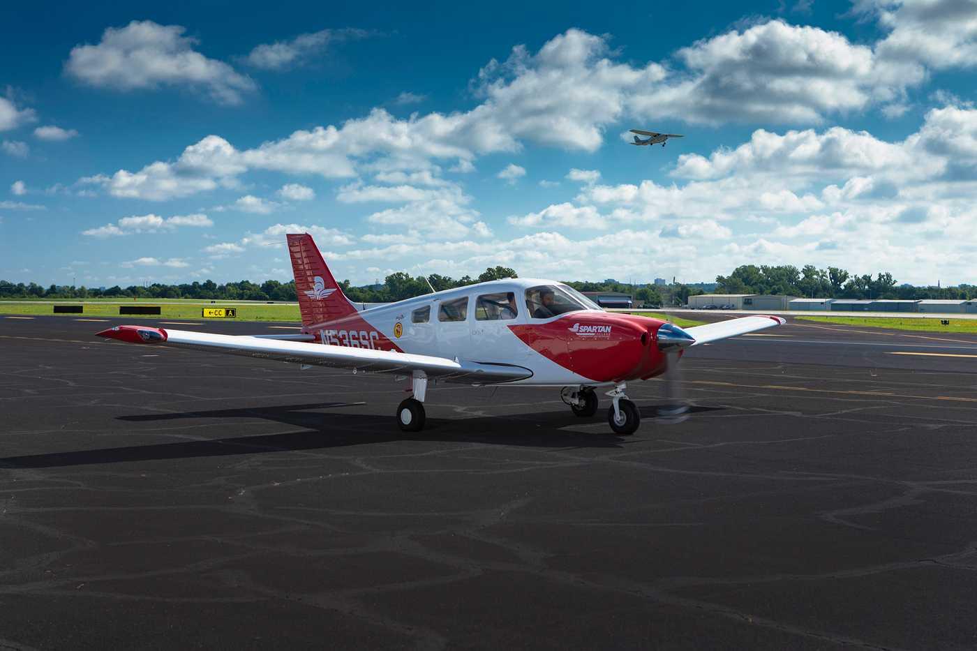 Spartan N536SC plane