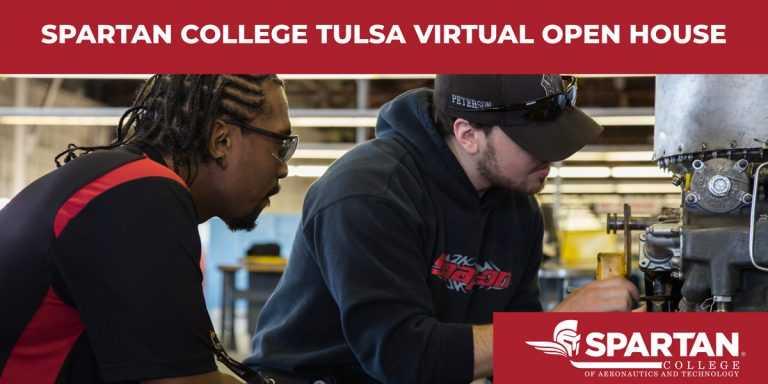 Spartan College Tulsa Virtual Open House