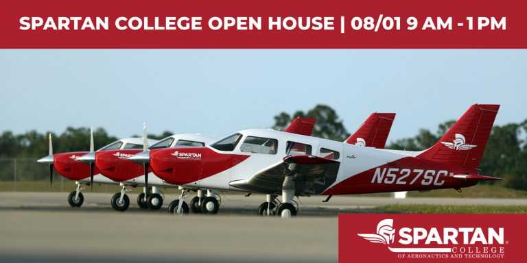 Spartan College Open House