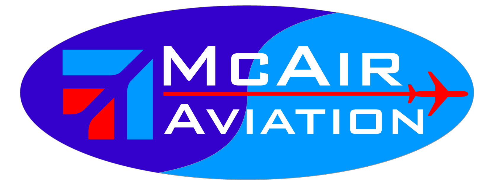 McAir-Aviation logo