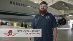 patrick dinsmore testimonial headshot