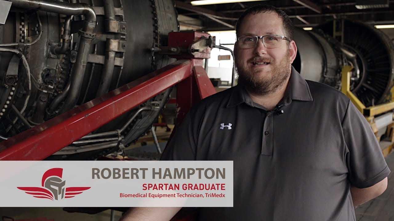 robert hamptom testimonial