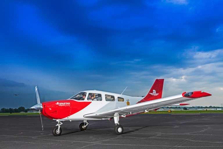 Flight Tulsa instructor student on ground