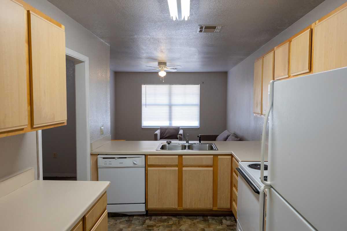 spartan housing tulsa kitchen