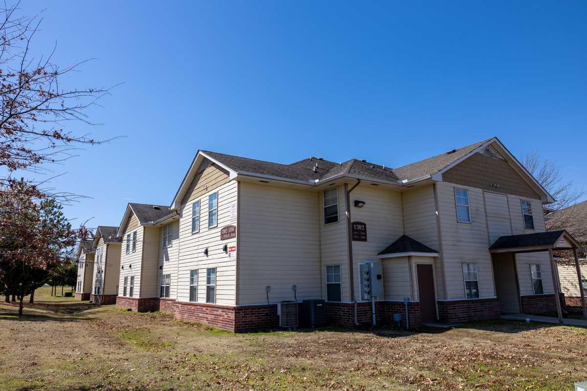 spartan housing tulsa outdoor front