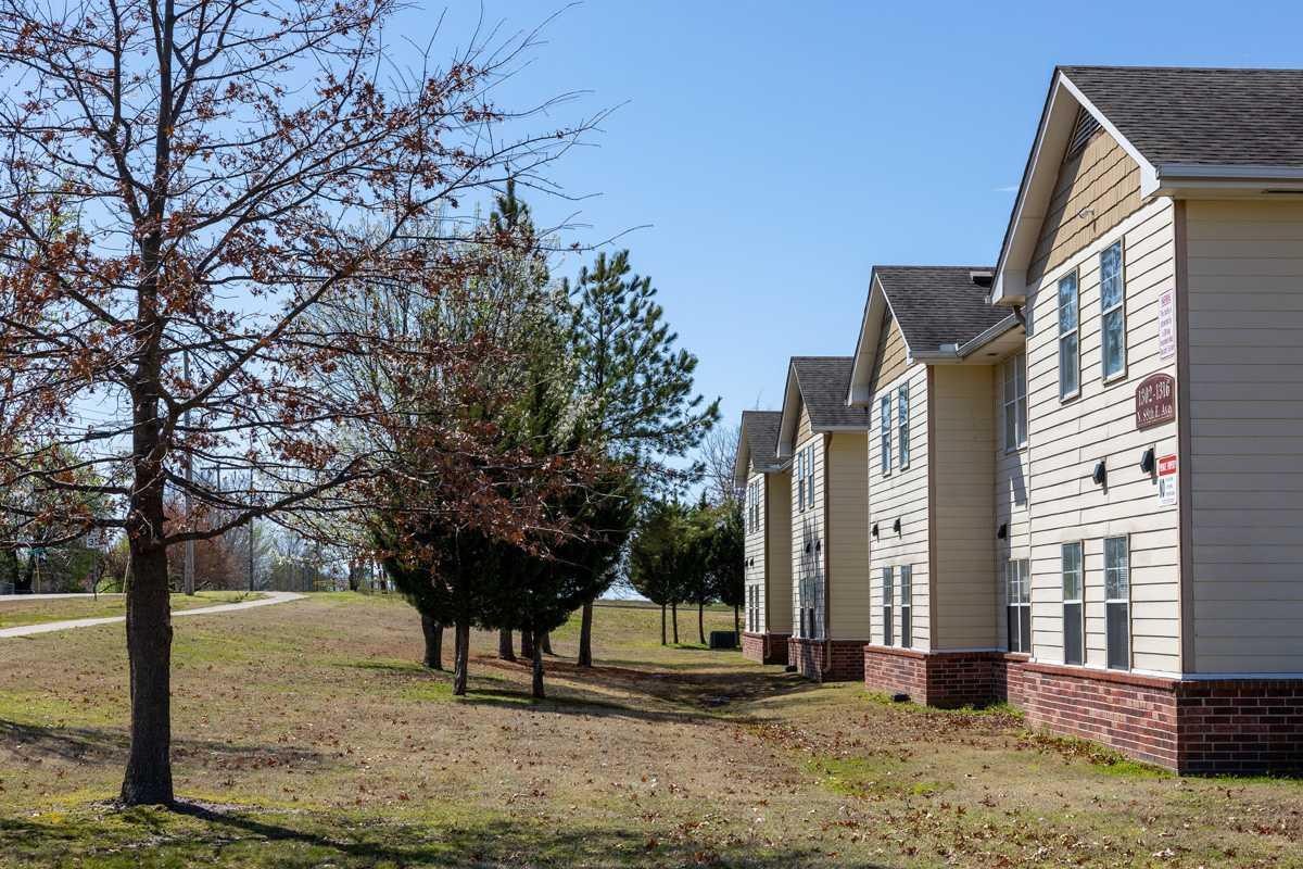 spartan housing tulsa outdoor
