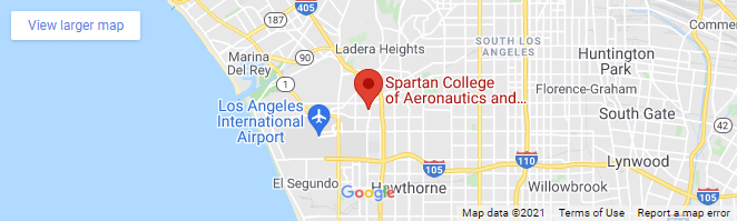 Los Angeles Google Maps