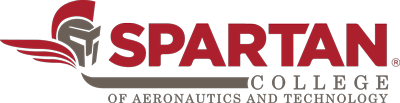 Spartan College of Aeronautics and Technology Logo