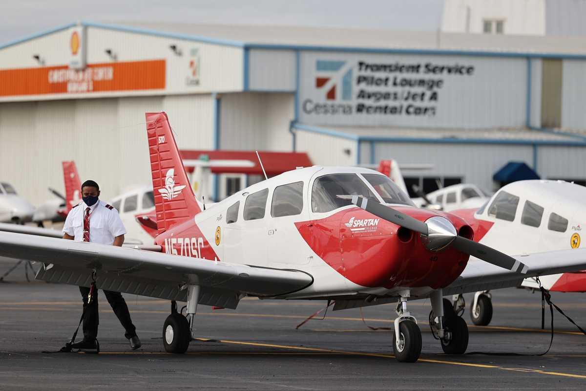 Tulsa Flight Planes Spartan