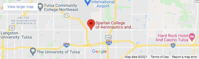 Tulsa Location Google Maps