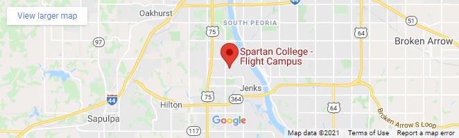 Tulsa RVS Google Maps