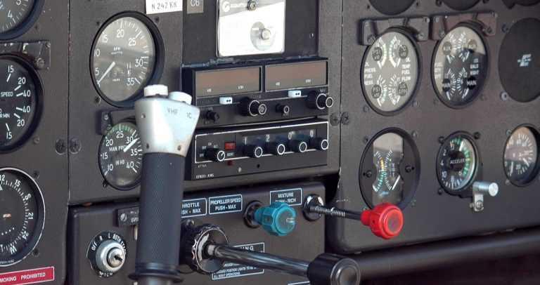airplane cockpit codes
