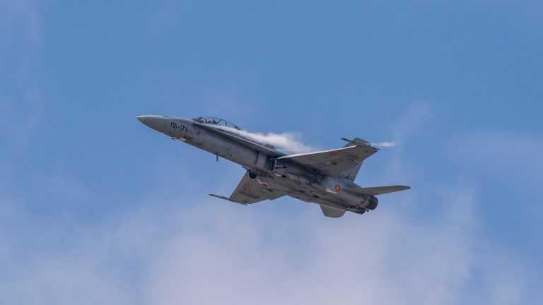 Aircraft Pilot Flying