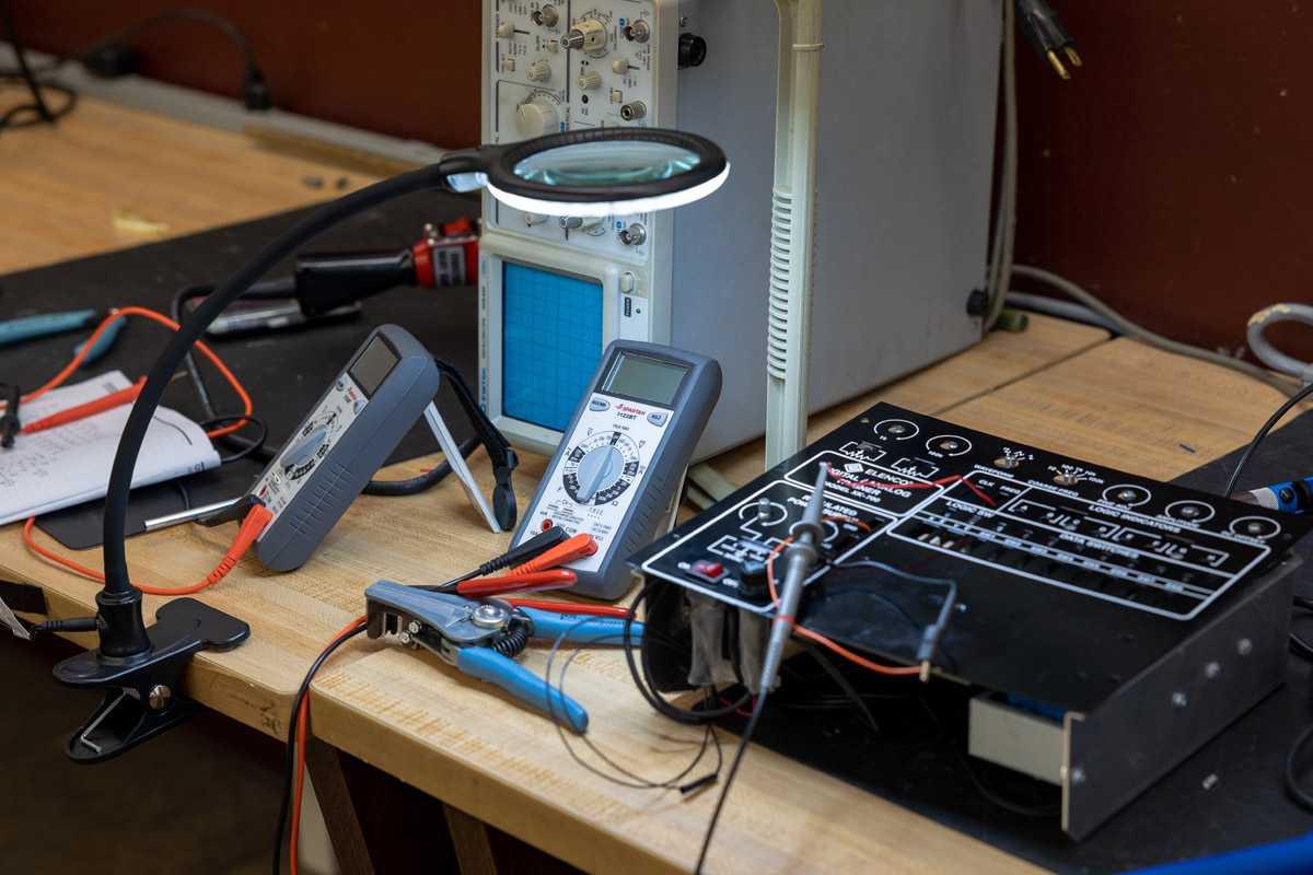 AET equipment set