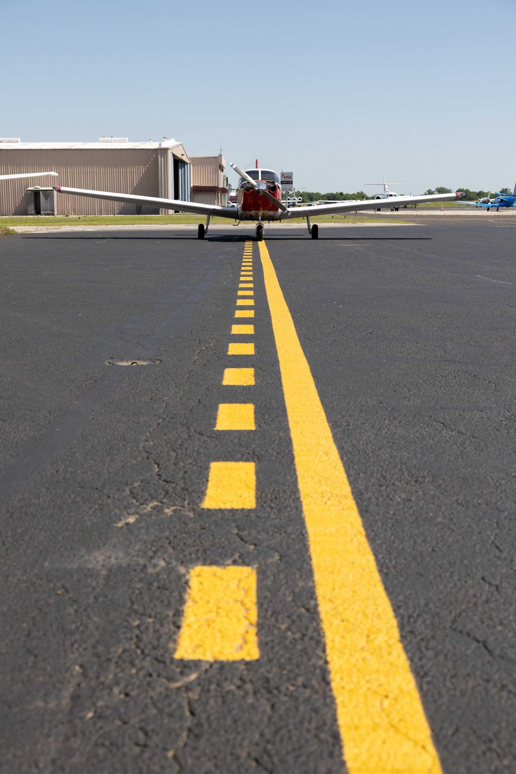 runway vertical