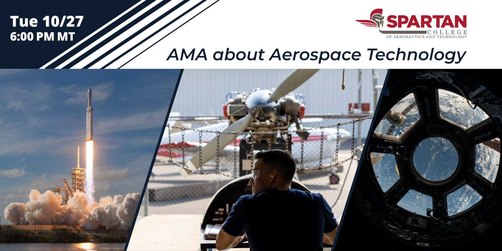 AMA About Aerospace Technology event