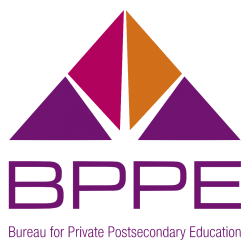 California Bureau for Private Postsecondary Education logo